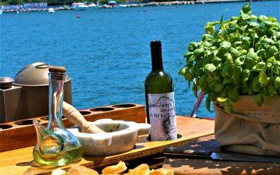 Cinque Terre e Golfo dei Poeti a vela latina