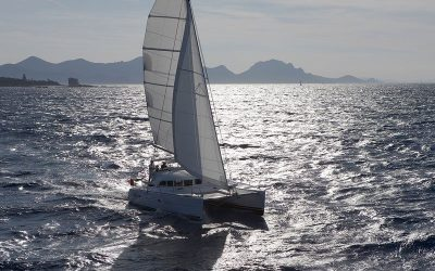 Settimana alle Eolie in catamarano