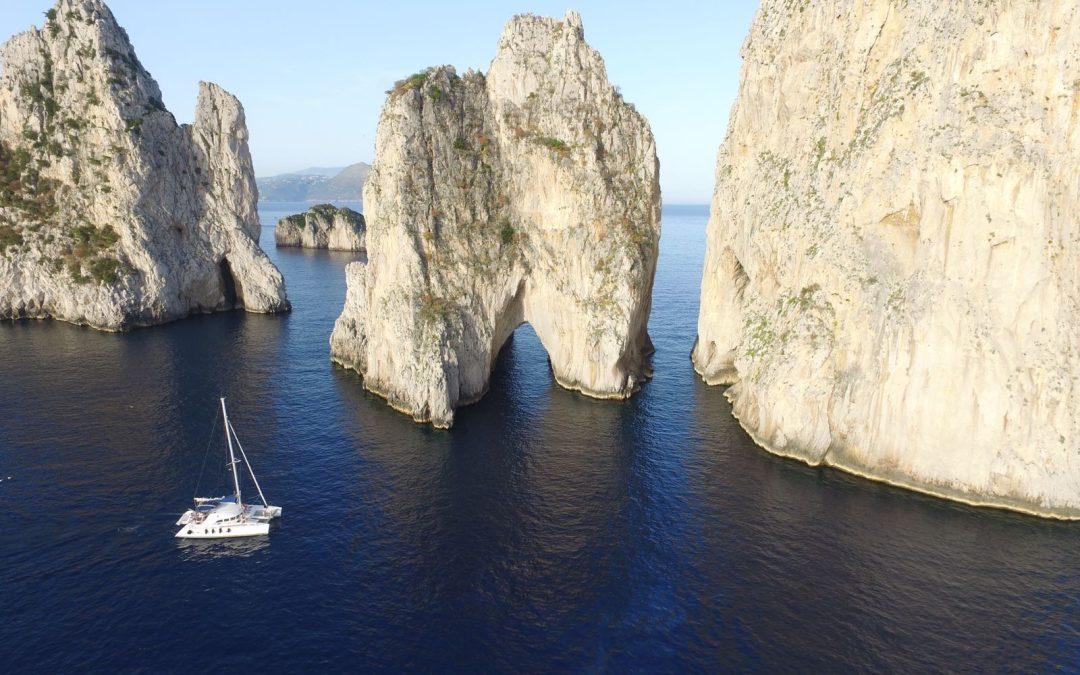 Vacanze fra Costiera, Capri e Pontine